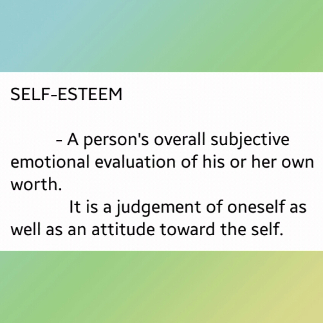 the relationship of self esteem body Understand the relationship between self-concept, self-esteem & communication   go to relationship theory in  relationship between self-concept, self-esteem.